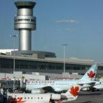 Аэропорт Надым  в городе Надым  в России