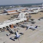 Аэропорт Нижневартовск  в городе Нижневартовск  в России